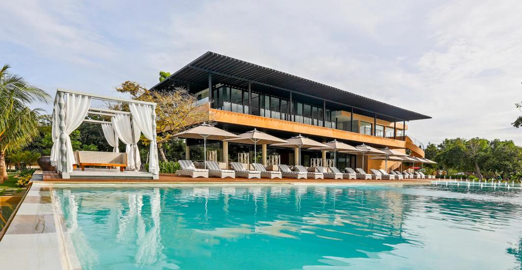 薄荷岛阿莫里塔度假村 (amorita resort) - agoda 最