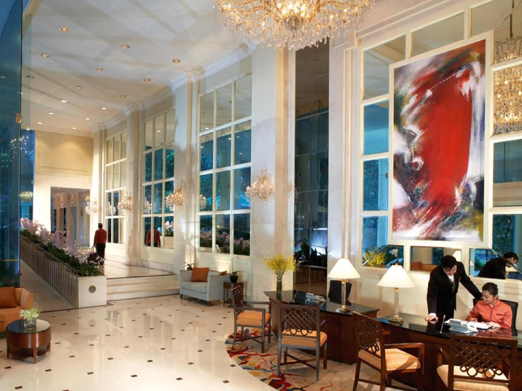 best price on shangri la apartments in singapore reviews