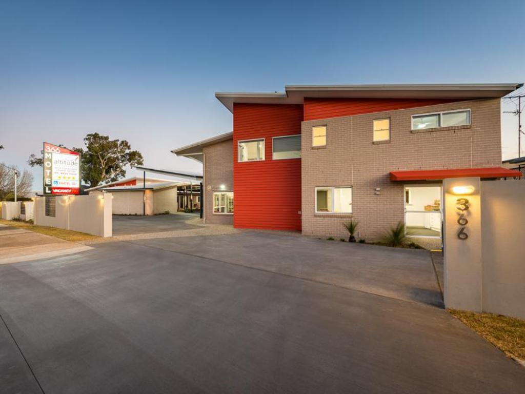 Allan Cunningham Motel Best Price On Altitude Motel Apartments In Toowoomba Reviews