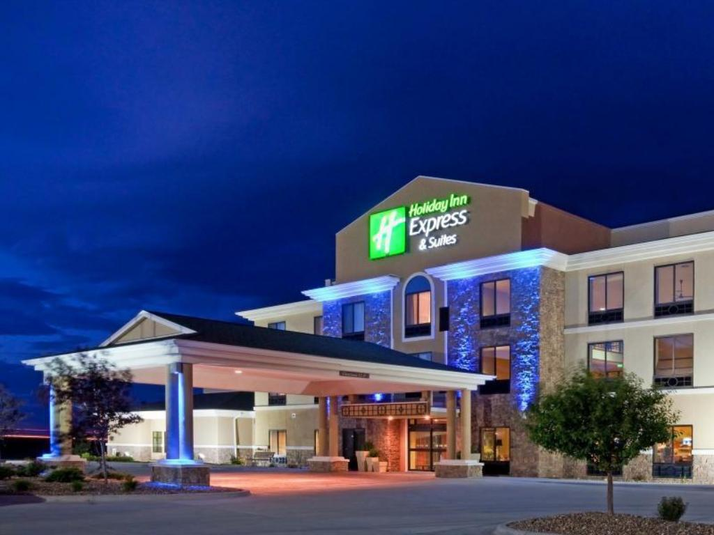 More About Holiday Inn Express Hotel Suites Goodland
