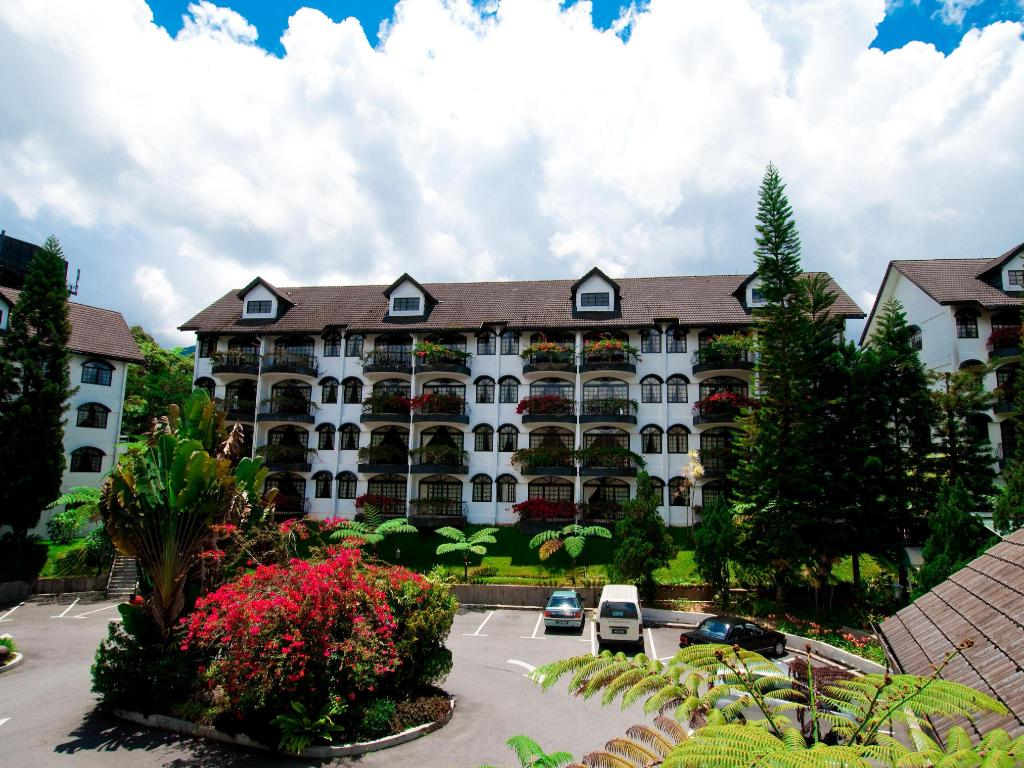 Strawberry Park Resort In Cameron Highlands Room Deals