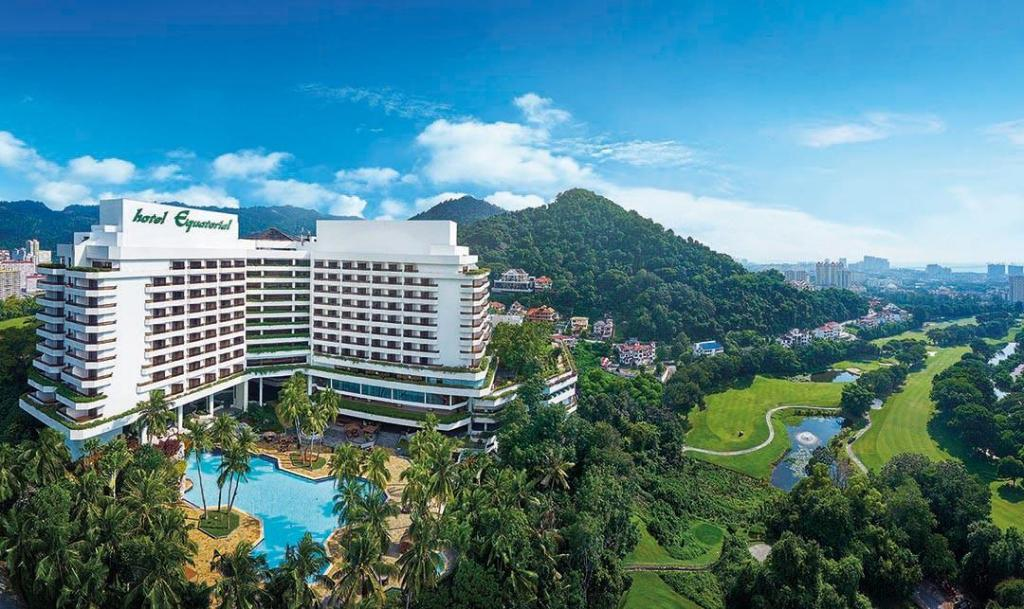 Penang Airport Hotel