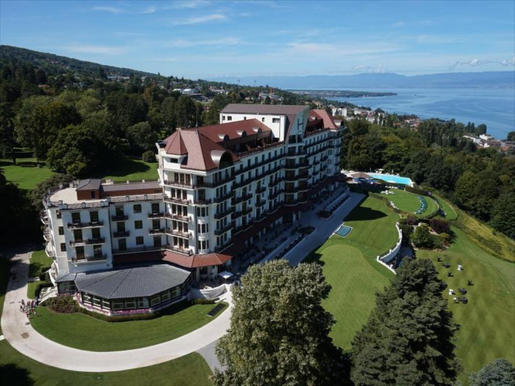 More About Hotel Royal Evian Resort