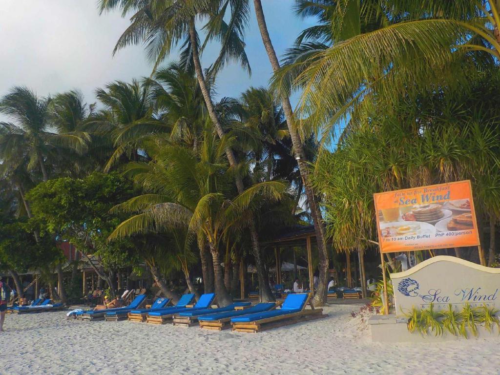 长滩岛长滩岛海风度假村 Sea Wind Resort