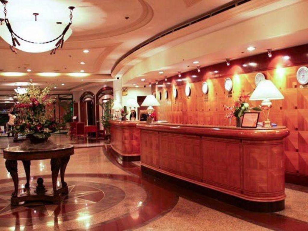 Grand Regal Hotel In Davao