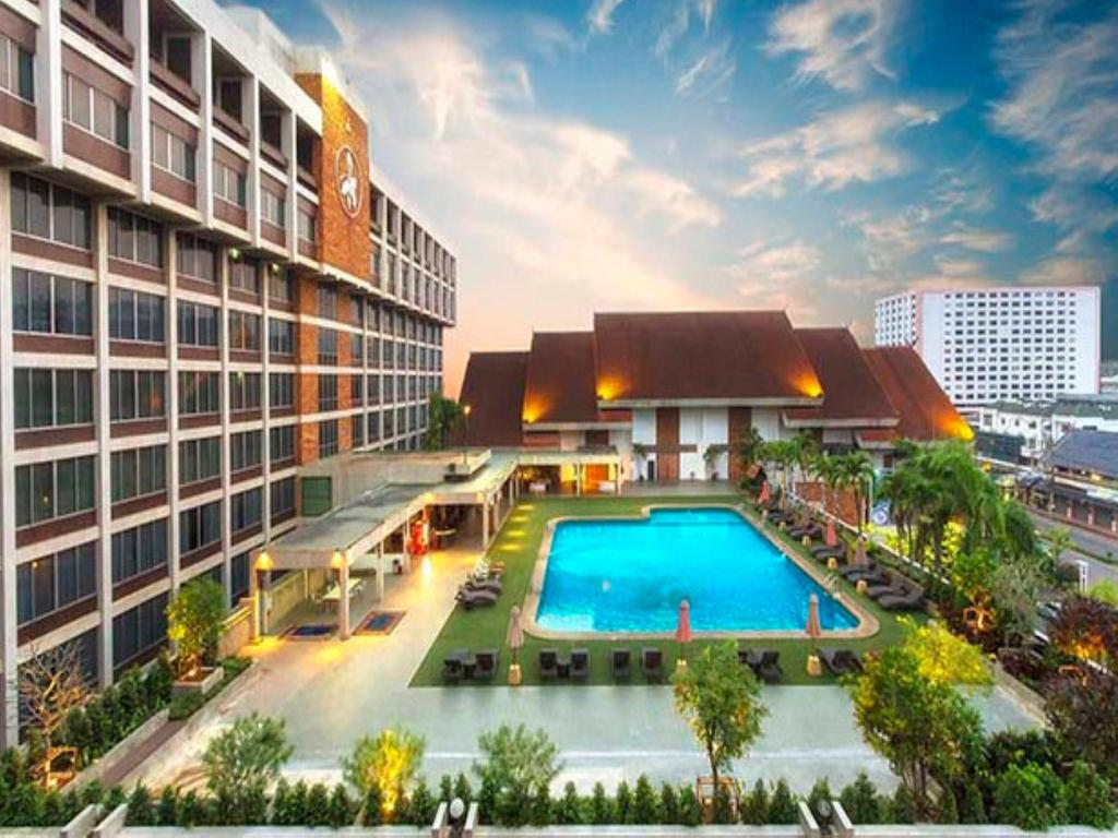 best price on chiang mai orchid hotel in chiang mai + reviews!