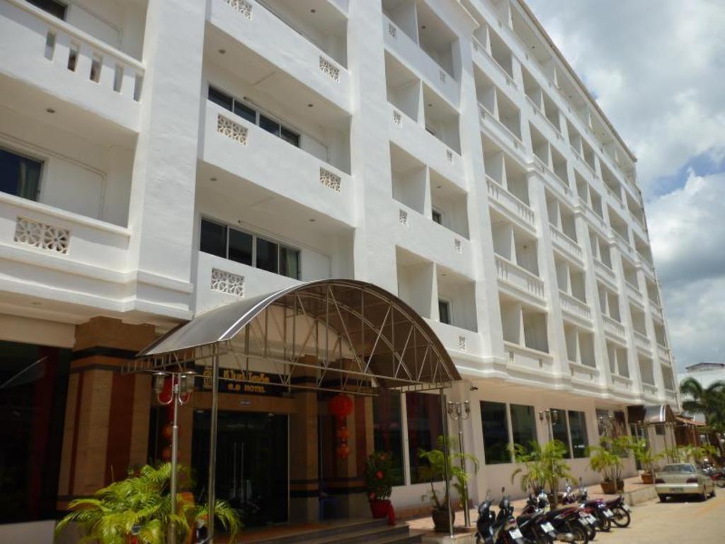 G9 Hotel Danok HatYai Thailand