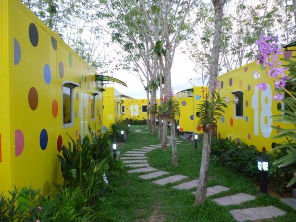 Vj villa container stay danok in hat yai room deals for Villa container