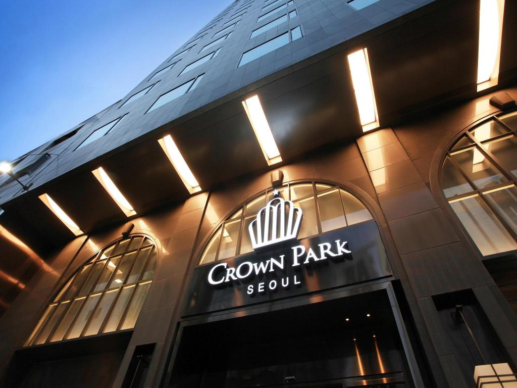 Hotel Reviews of Crown Park Hotel Myeongdong Seoul Seoul
