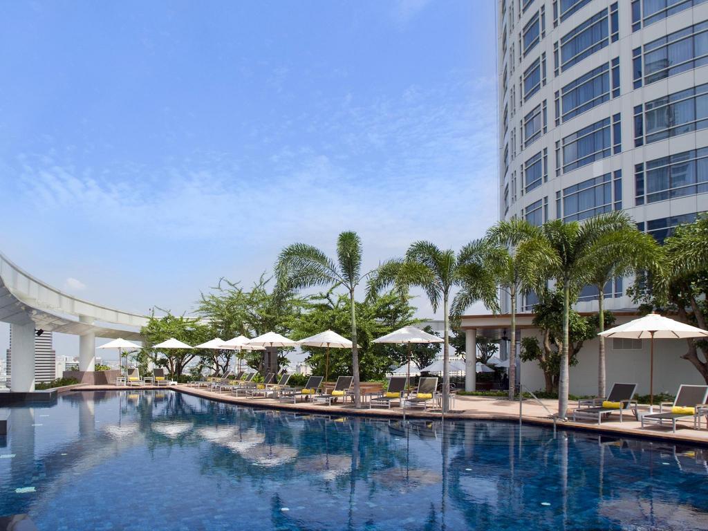 Centara Grand At Central World Hotel Agoda