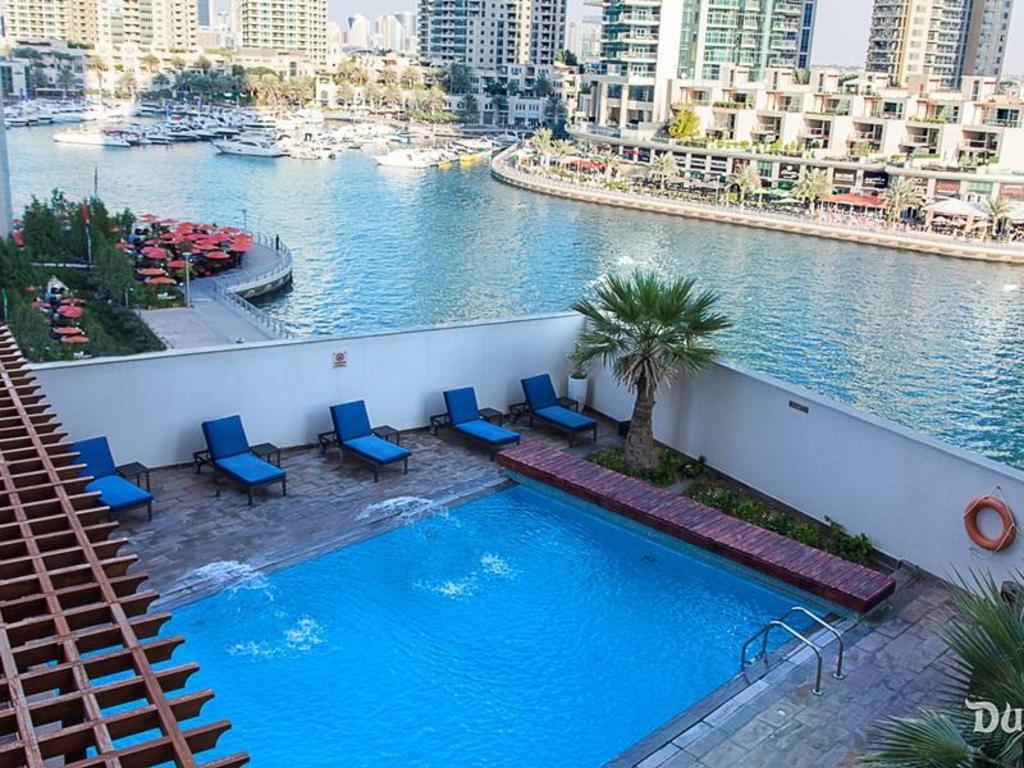 Dusit Marina Hotel Dubai
