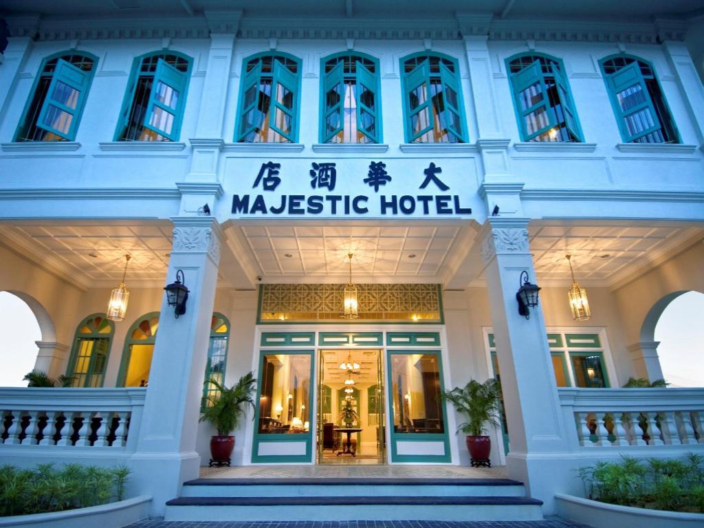 More About Majestic Malacca Hotel