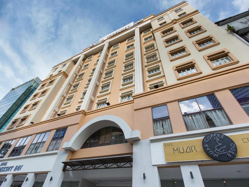 Best Price On Prescott Hotel Kuala Lumpur Medan Tuanku In Reviews