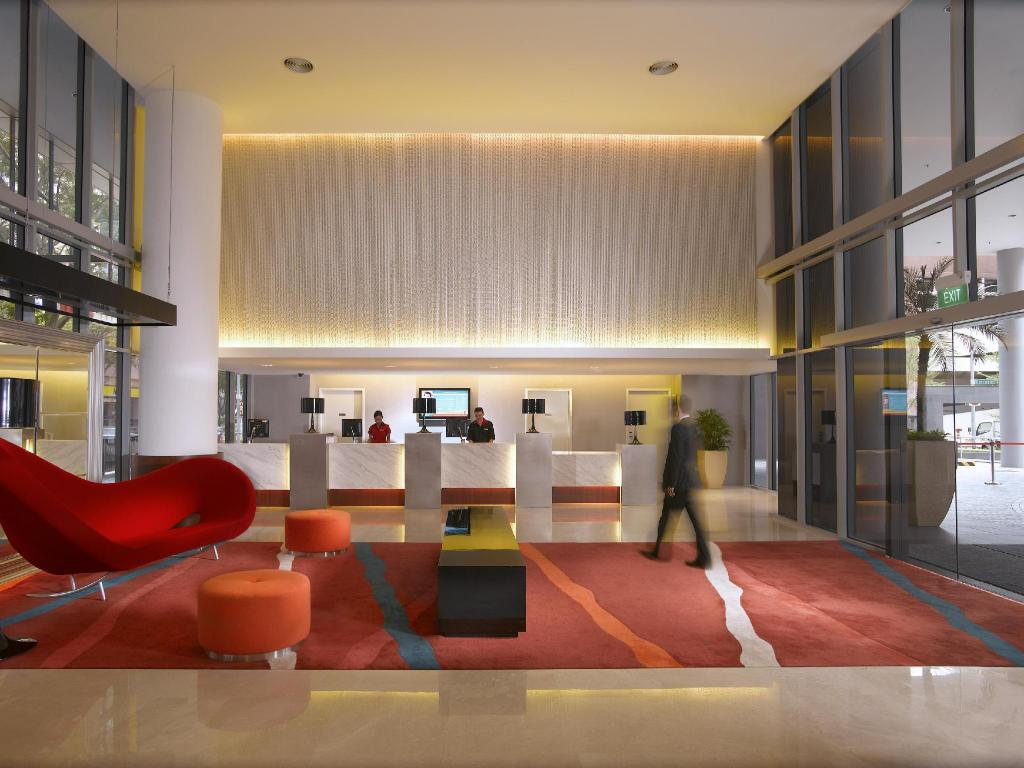 Best Price on Ibis Singapore on Bencoolen Hotel in Singapore + Reviews!