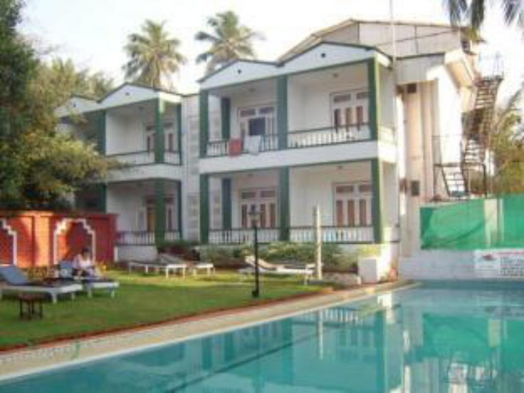 Summerville Beach Resort in Goa  Room Deals Photos  Reviews