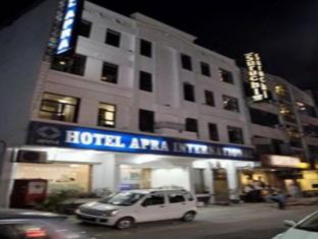 More About Hotel Apra International