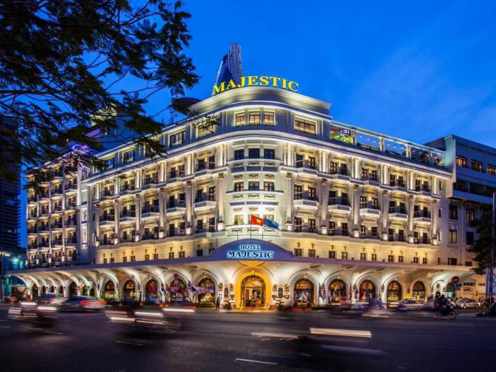 More About Hotel Majestic Saigon