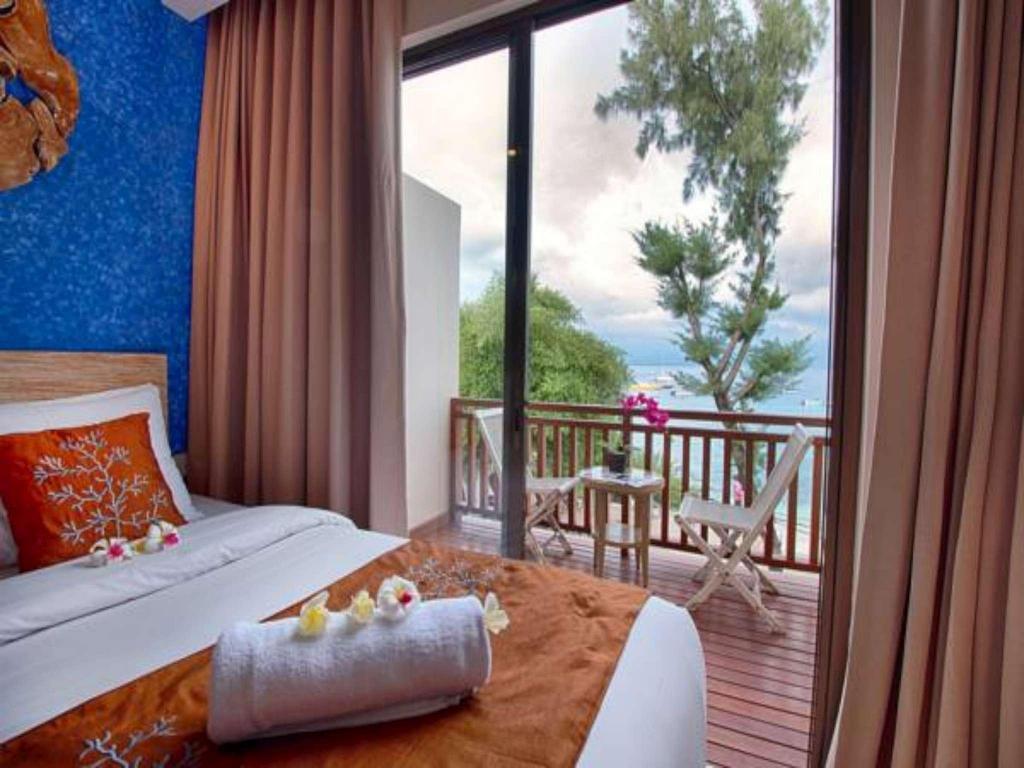 Best Price On Natya Hotel Gili Trawangan In Lombok Reviews