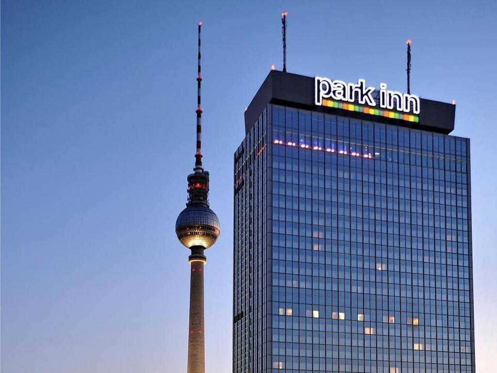 Berlin Alexanderplatz Park Inn