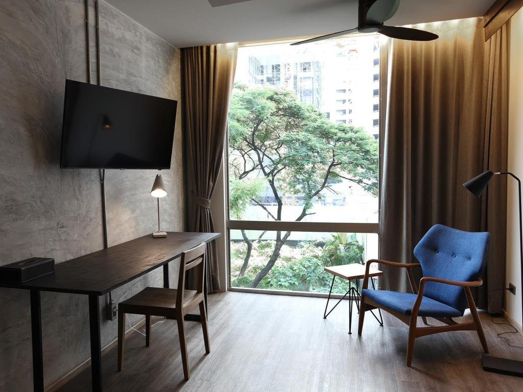 best price on tints of blue hotel in bangkok + reviews!