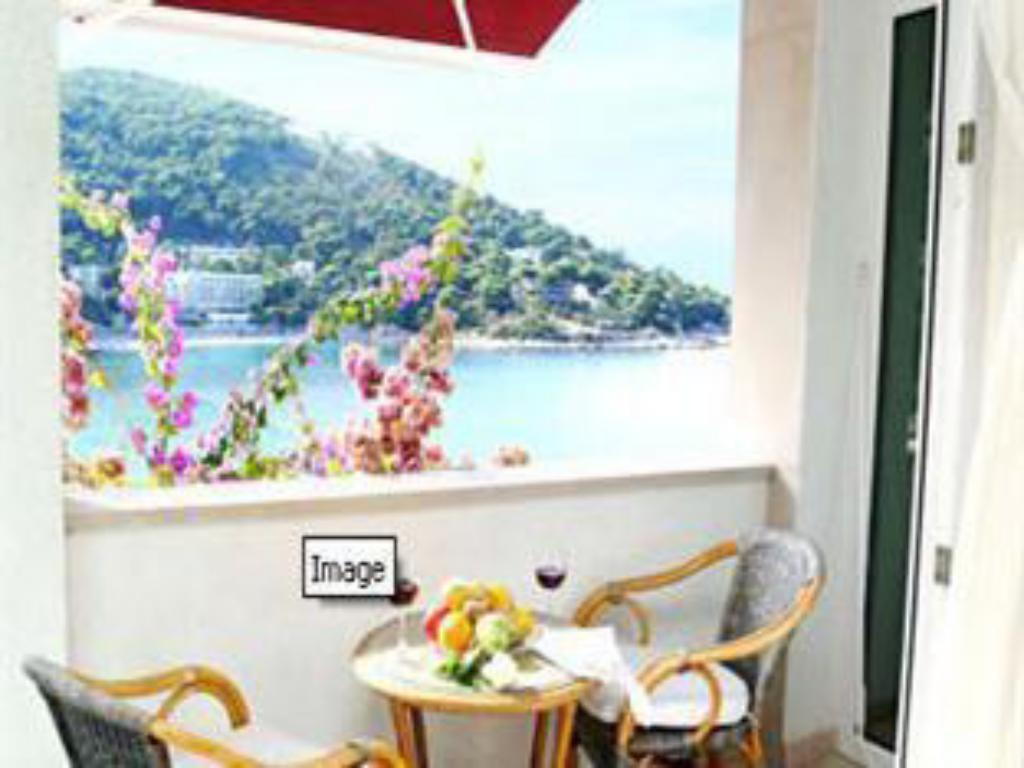 Balcony/terrace Boutique & Beach Hotel Villa Wolff