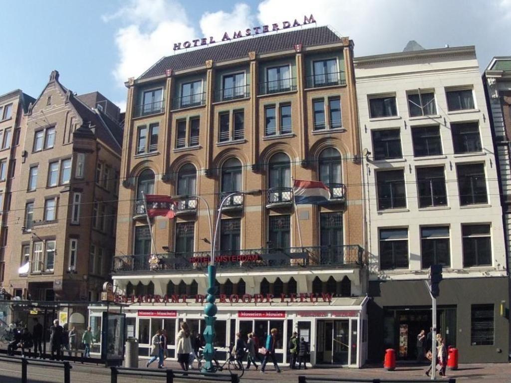 Best Price On Hotel Amsterdam De Roode Leeuw In Amsterdam