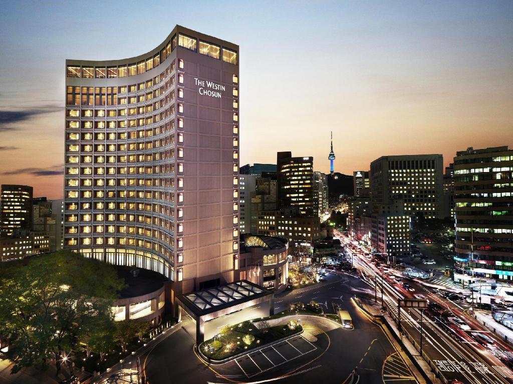 The Westin Chosun Seoul In South Korea Room Deals