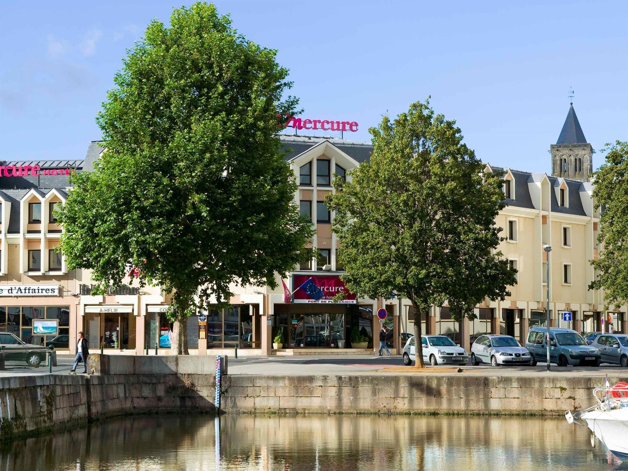 Best Price on Mercure Caen Centre Port De Plaisance in Caen Reviews