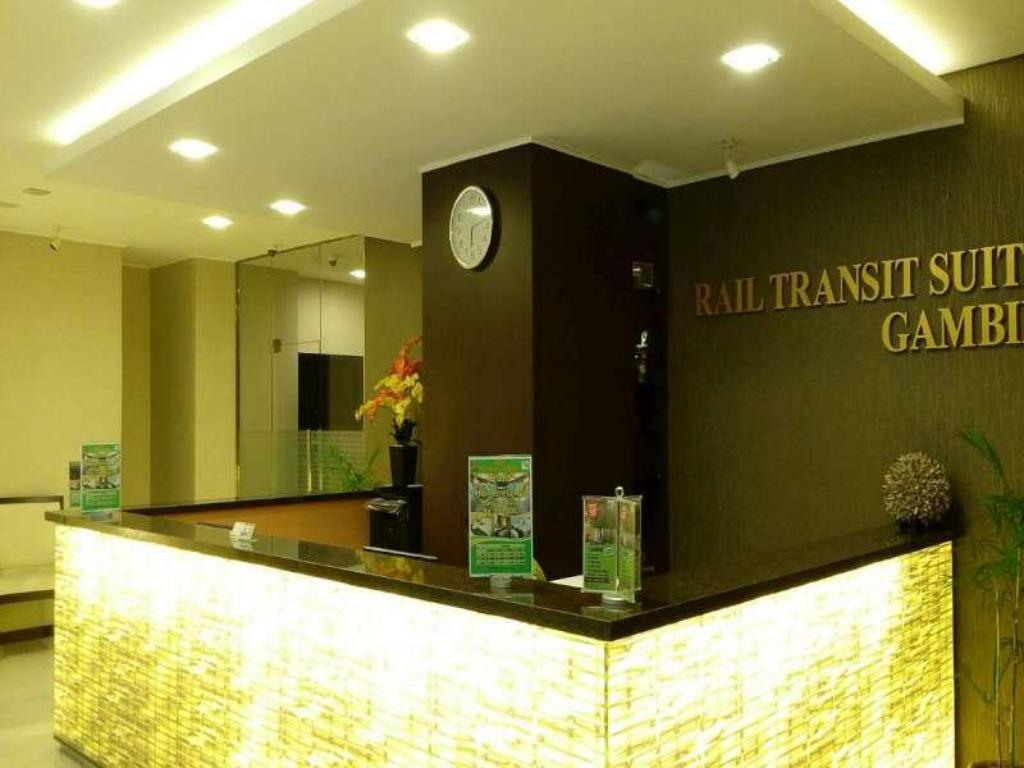 More About Hotel Rail Transit Suite Gambir