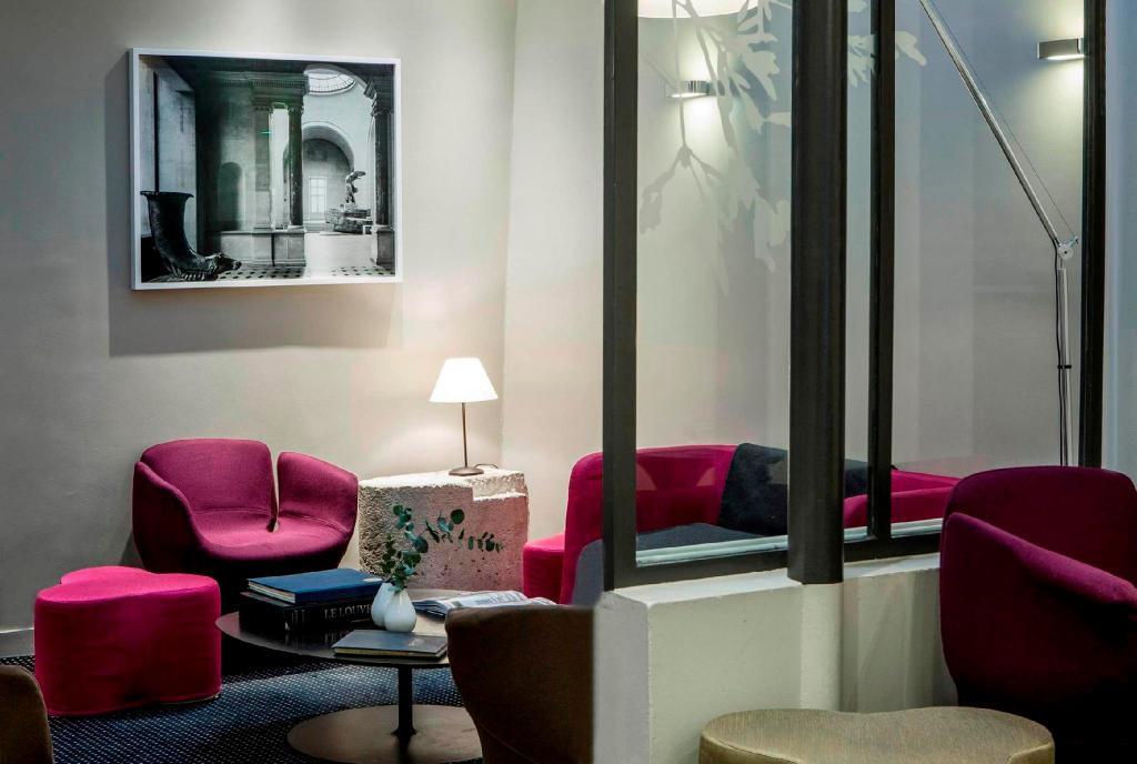 Hotel de la Place du Louvre in Paris - Room Deals, Photos