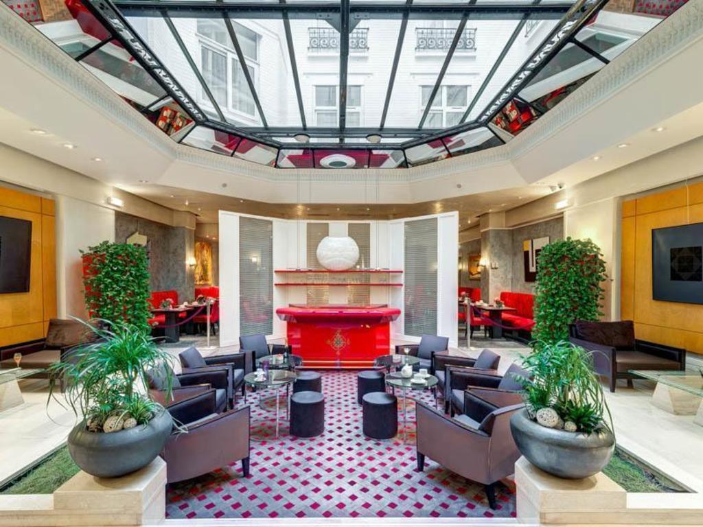 Hotel Astra Opera Paris