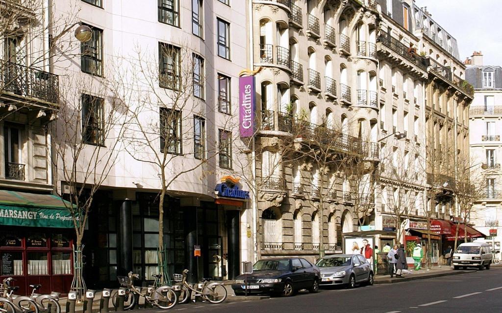 Hotel Avenue Parmentier Paris