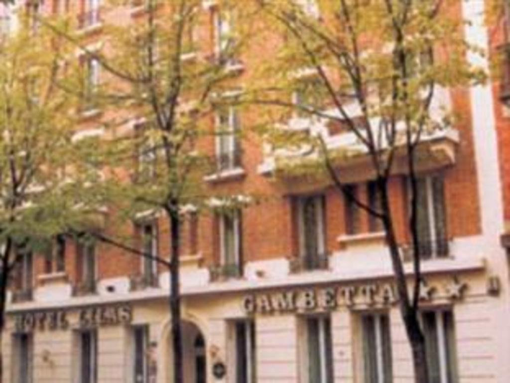 Hotel Lilas Gambetta Paris