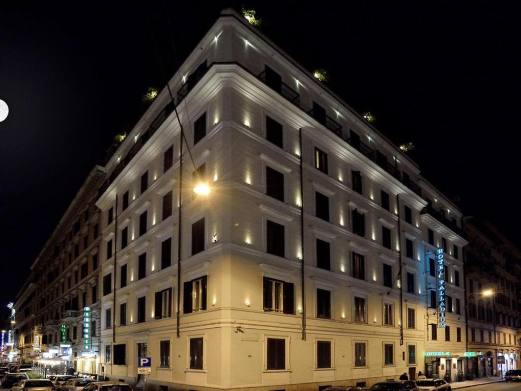 Hotel Rome Termini Station