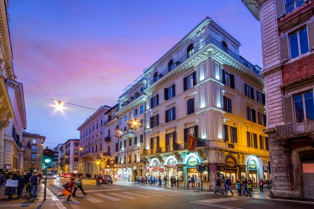 Best Price on Hotel Regno in Rome + Reviews
