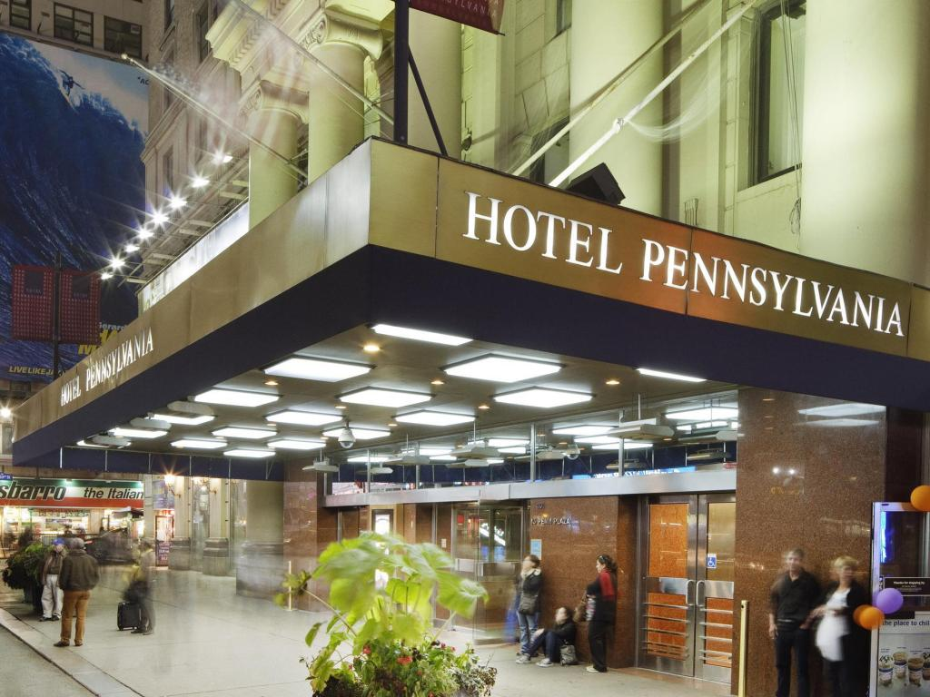 Hotel Pennsylvania Rooms