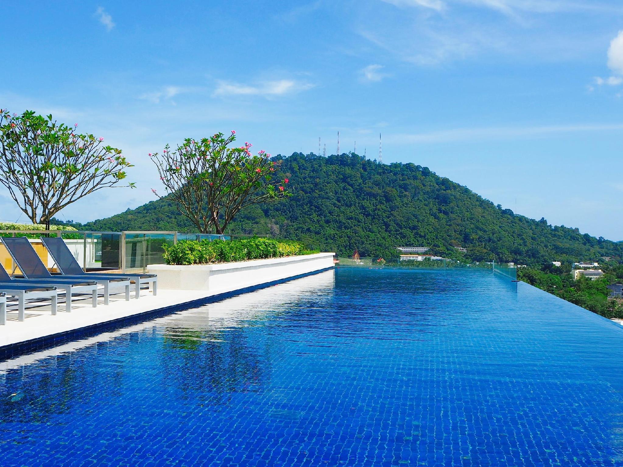 Duplex Height Phuket U0026 Rooftop Swimming Pool
