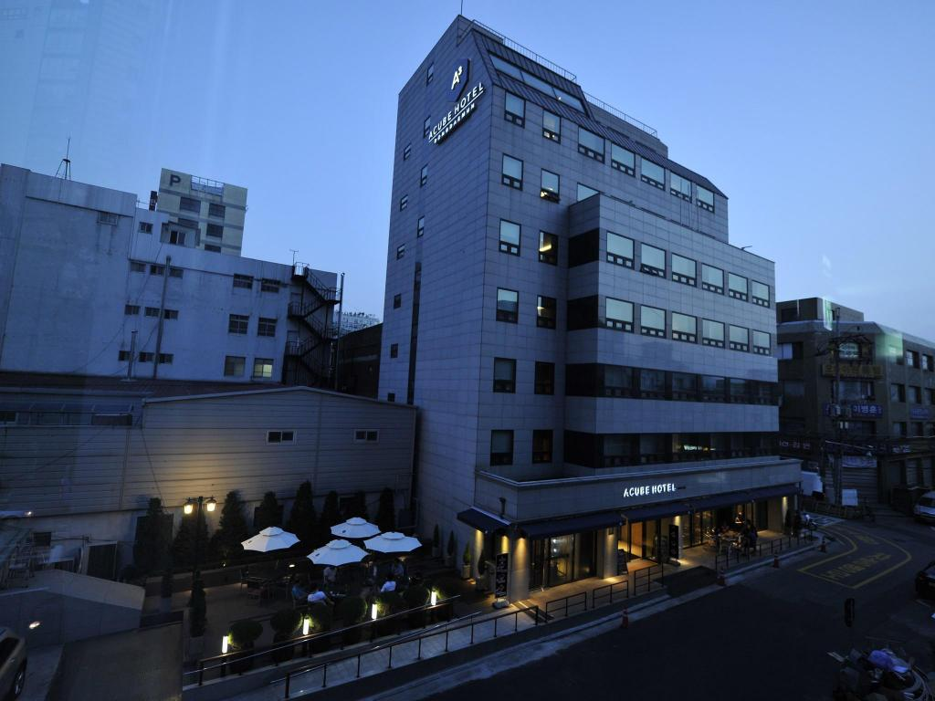 Hotel On Dongdaemun Best Price On Acube Hotel In Seoul Reviews
