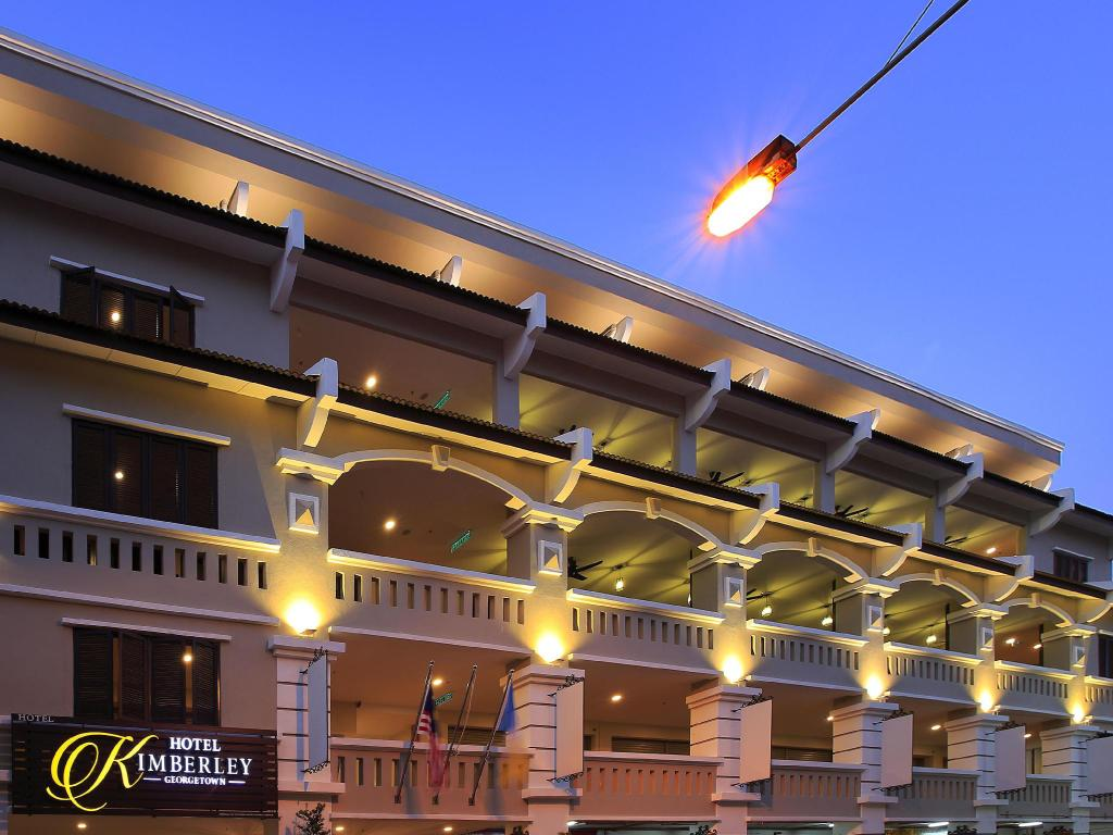 More About Kimberley Hotel Georgetown