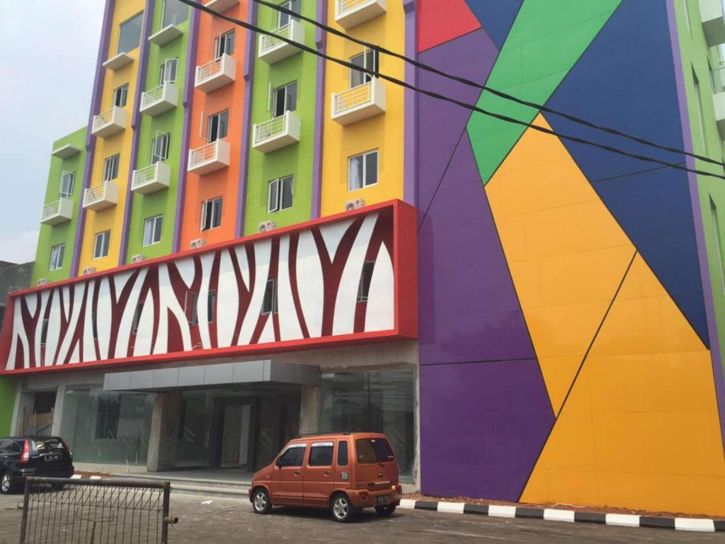 More About Hotel Fiducia Pondok Gede