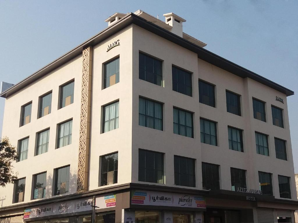Hotel Manickam Grand Best Price On Azeez Avenue Hotel In Chennai Reviews