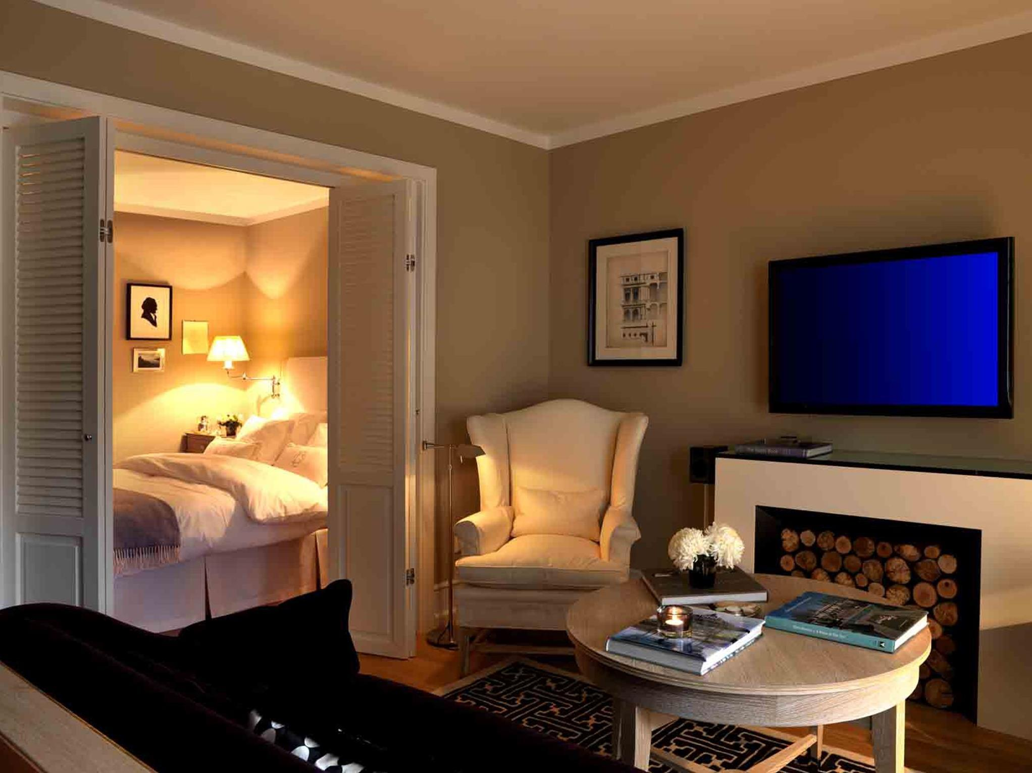 Комната с закутком дизайн