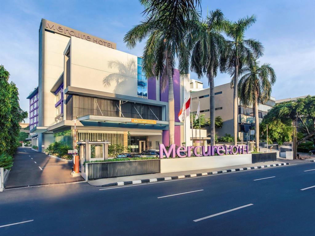 Ulasan Hotel Mercure Jakarta Cikini Indonesia Halaman 1 House Of Julia Bantal Tidur Asli
