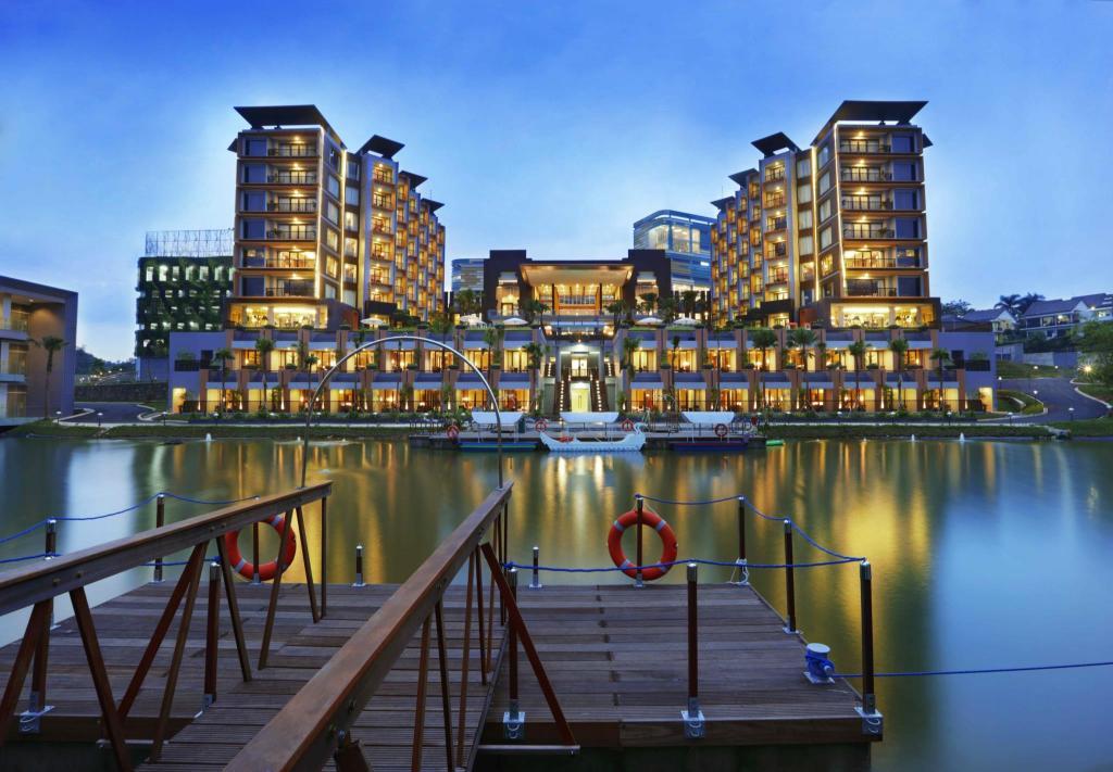 Best Price On Aston Sentul Lake Resort Conference Center In Bogor Reviews