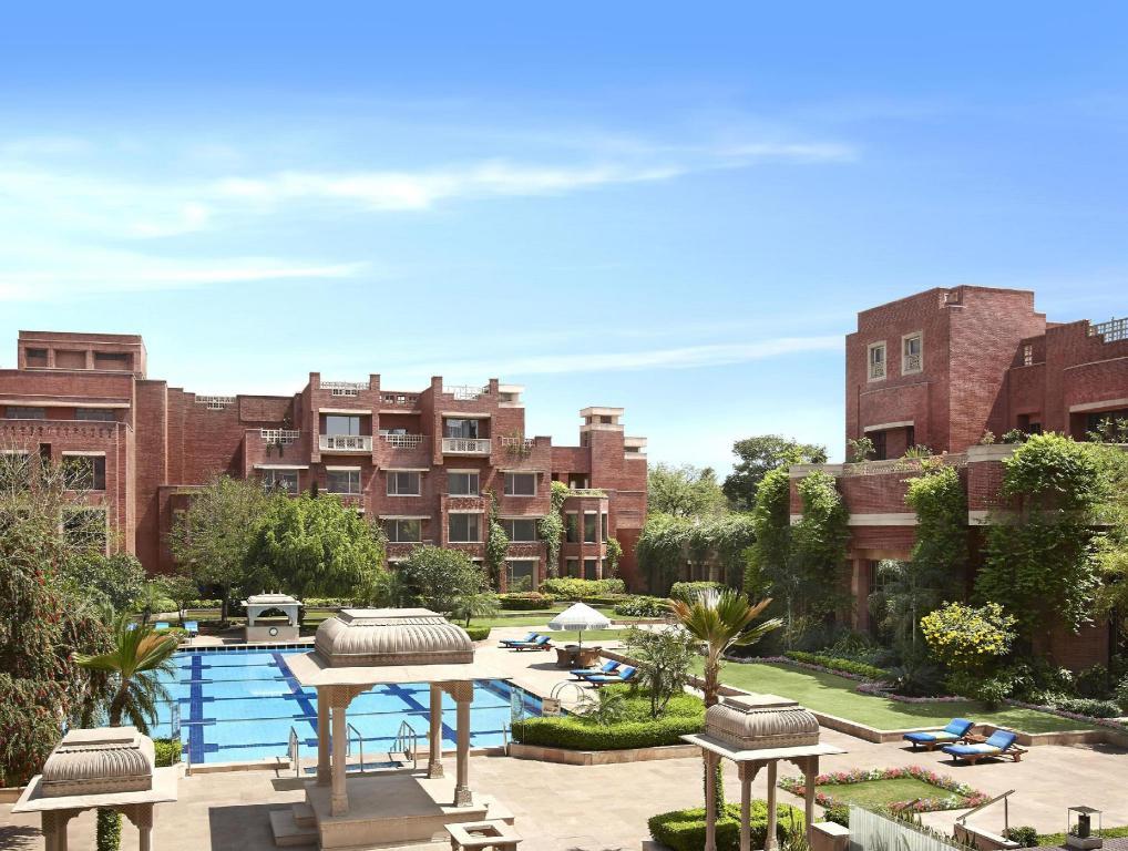 More About ITC Rajputana Hotel Jaipur