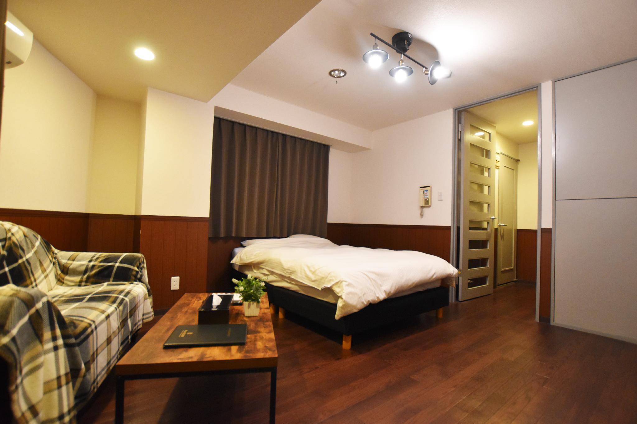 单卧室公寓 (1 bedroom apartment)
