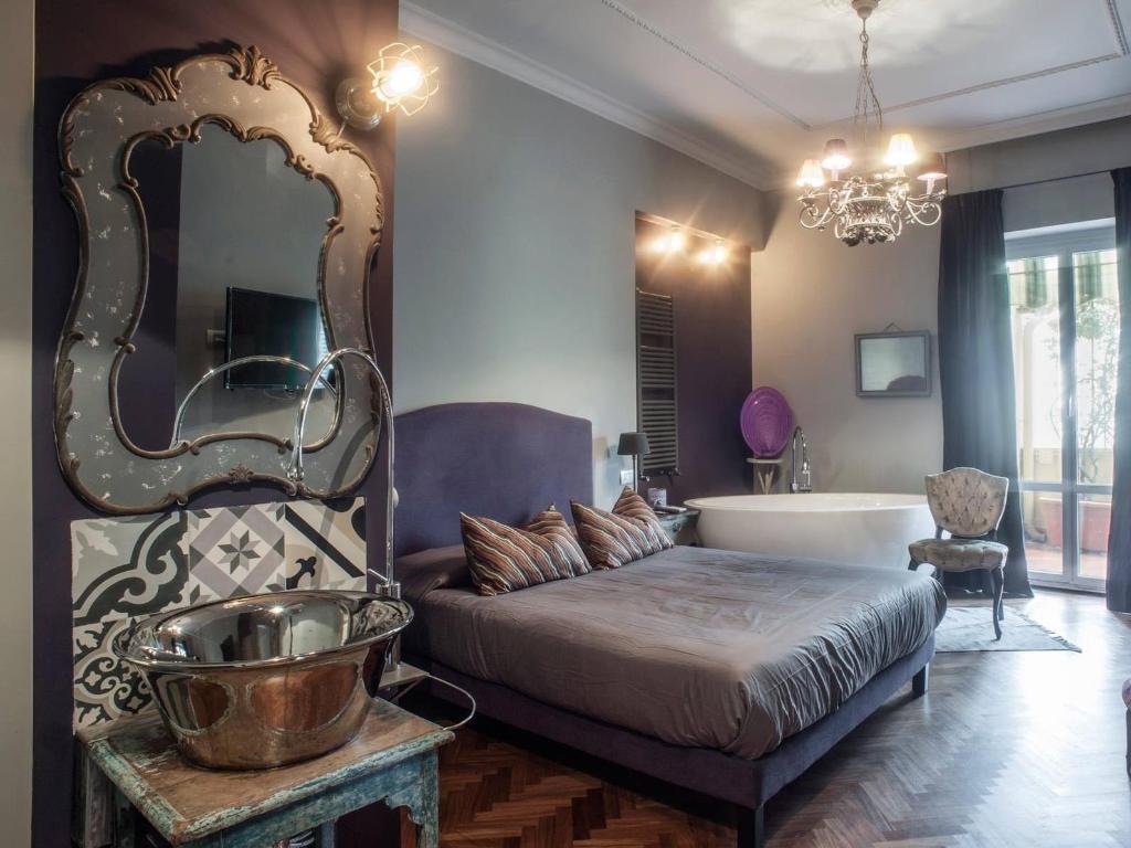 Best Price on Terrazza Munira Suite in Rome + Reviews