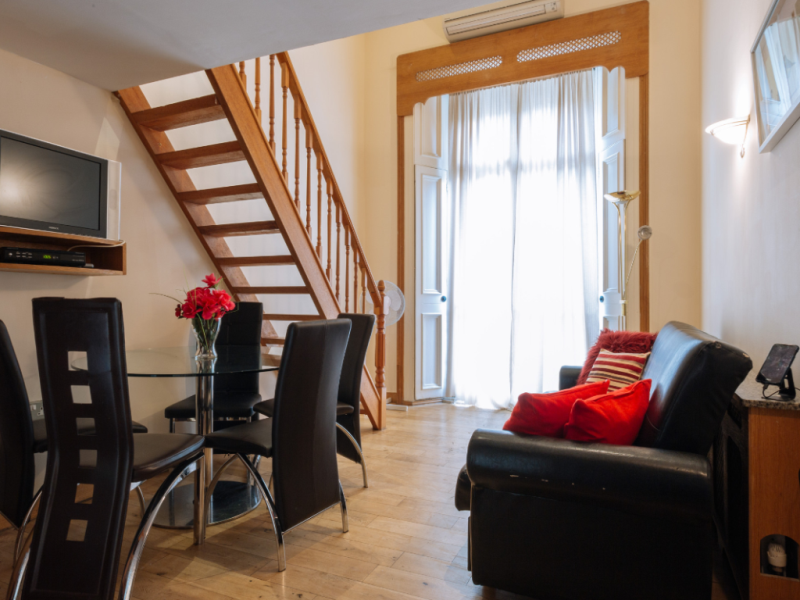 More About London Plaza Serviced Apartments