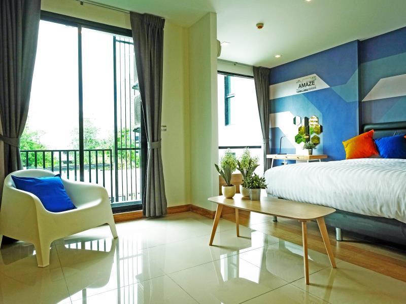 More About Hotel Amaze Bangkok