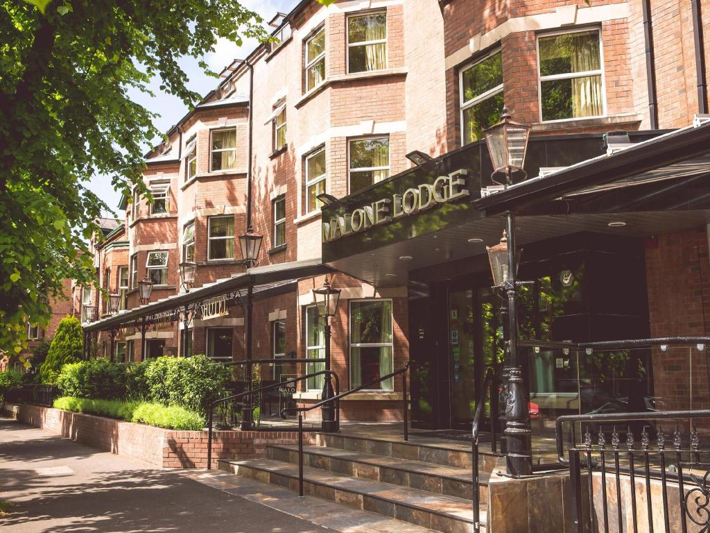 Best Price on Malone Lodge Hotel and Apartments in Belfast ...